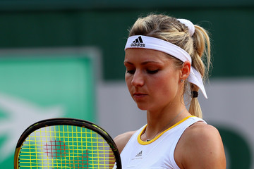 Maria Kirilenko 2014 French Open - Day One