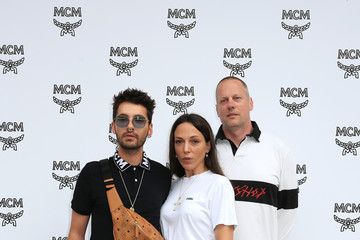 Maria Koch MCM - VIPs - Spring/Summer 2019 Luft Collection Show - 94 Pitti Uomo