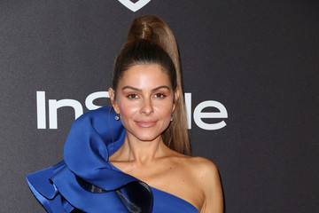 Maria Menounos InStyle And Warner Bros. Golden Globes After Party 2019 - Arrivals