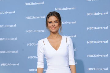 Maria Menounos NBCUniversal 2016 Upfront Presentation