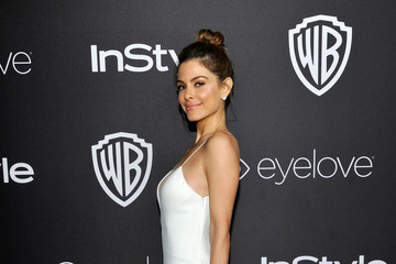 Maria Menounos The 2017 InStyle and Warner Bros. 73rd Annual Golden Globe Awards Post-Party - Red Carpet