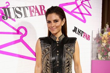 Maria Menounos JustFab Celebrates Launch Of Ready-To-Wear
