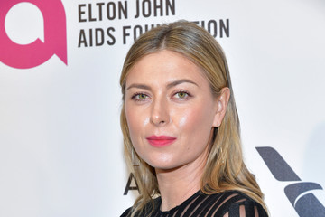 Maria Sharapova 27th Annual Elton John AIDS Foundation Academy Awards Viewing Party Celebrating EJAF And The 91st Academy Awards - Arrivals