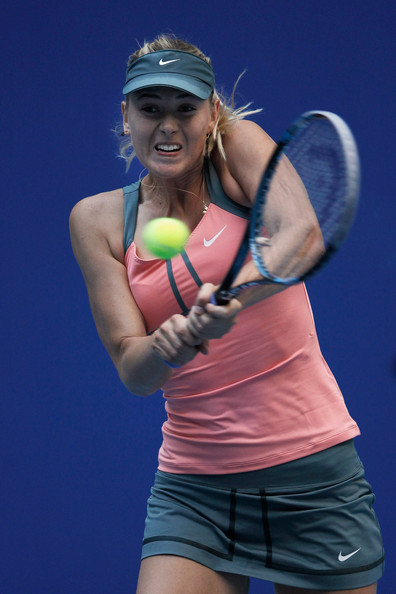 Maria Sharapova - 2012 China Open - Day 5