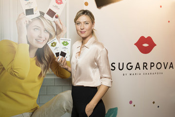 Maria Sharapova Maria Sharapova Celebrates Chocolate Line Expansion at ISM 2017