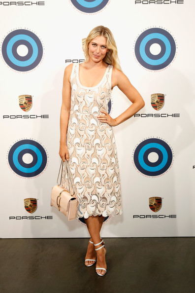 Maria Sharapova - Fashion Targets Breast Cancer 20th Anniversary Event