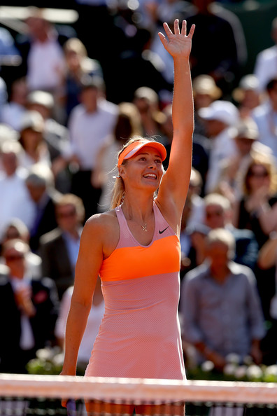 Maria Sharapova - French Open: Day 12
