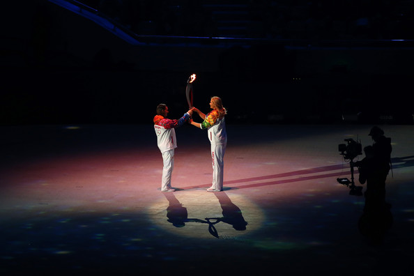 Winter Olympic Games Opening Ceremony