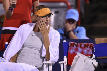 Maria Sharapova Rogers Cup Montreal - Day 1