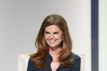 Maria Shriver Glamour Women Of The Year 2016 LIVE Summit