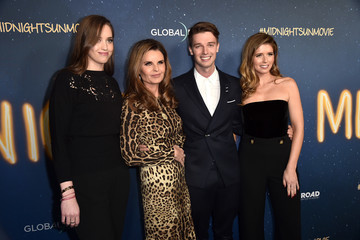Maria Shriver Premiere Of Global Road Entertainment's 'Midnight Sun' - Arrivals
