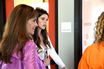 Maria Shriver Grand Opening of the Wallis Annenberg PetSpace