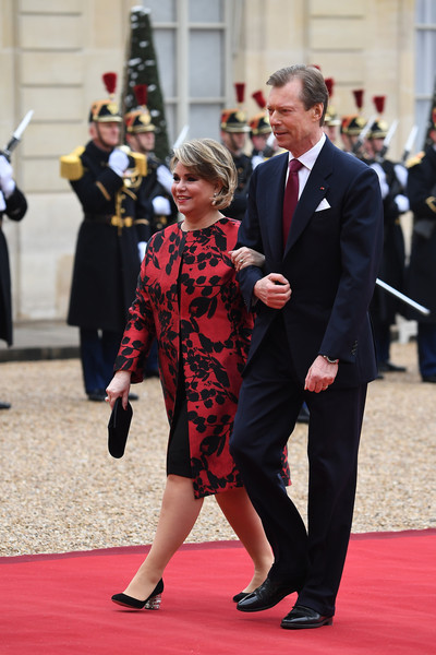 Official Visit Of Grand-Duc Henri Of Luxembourg And Grande-Duchesse Maria Teresa Of Luxembourg: Day Two