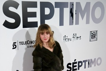 Maria Valverde 'Septimo' Premieres in Madrid
