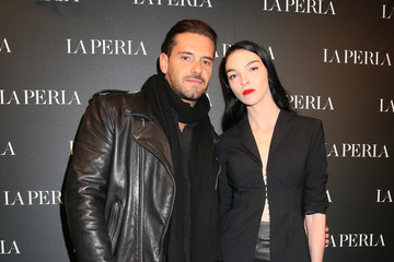 Mariacarla Boscono La Perla MFW Collection's Presentation and Milan Store Opening