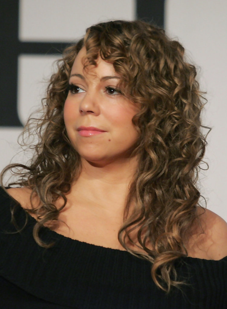 Mariah Carey Promotes Memoirs Of An Imperfect Angel In