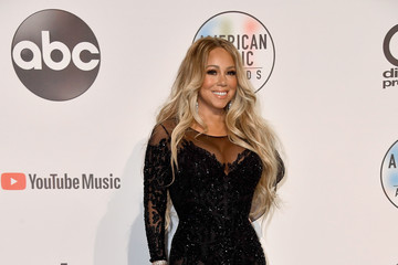 Mariah Carey 2018 American Music Awards - Press Room