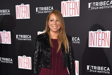 Mariah Carey 'The Intern' New York Premiere