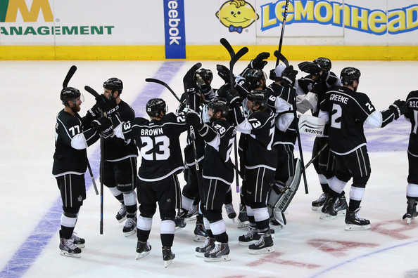 2014 NHL Stanley Cup Final - Game Two []