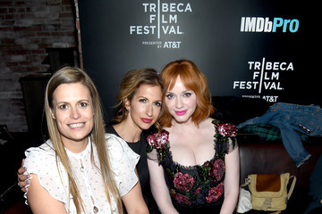 Marianna Palka 2018 Tribeca Film Festival After Party For 'Egg' Hosted By The IMDbPro App