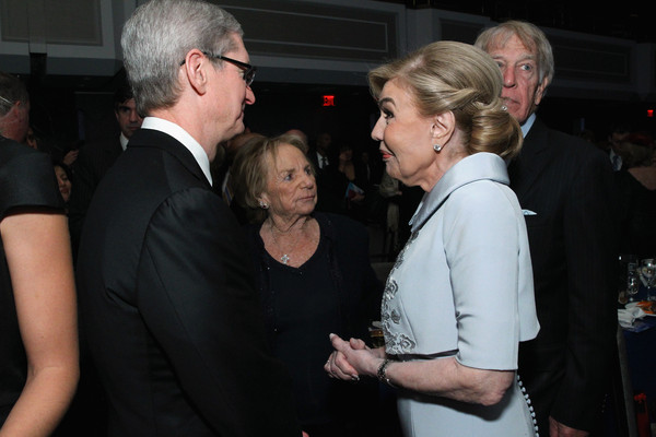 Robert F. Kennedy Human Rights Hosts the 2015 Ripple of Hope Awards [ripple of hope awards,event,fashion,formal wear,suit,party,tim cook,marianna vardinoyannis,roger altman,robert f. kennedy human rights hosts,john lewis,apple,unesco,evercore,ripple of hope awards]