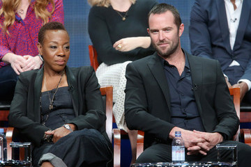 Marianne Jean-Baptiste 2015 Summer TCA Tour - Day 17