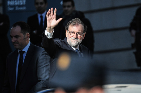 Spain Celebrates Forty Years Of Their Constitution
