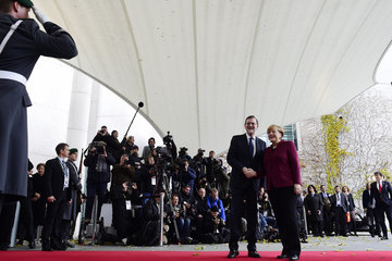 Mariano Rajoy Obama Meets With European Leaders In Berlin