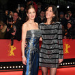 Marie Baeumer Opening Ceremony & 'Isle of Dogs' Premiere Red Carpet - 68th Berlinale International Film Festival