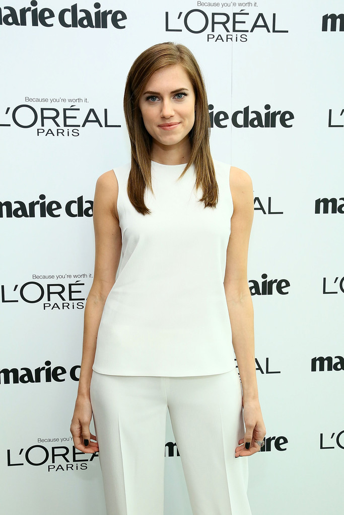 Arrivals at Marie Claire's Power Lunch