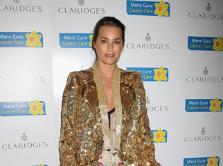 Yasmine Le Bon Marie Curie Cancer Care Fundraiser Hosted By Heather Kerzner