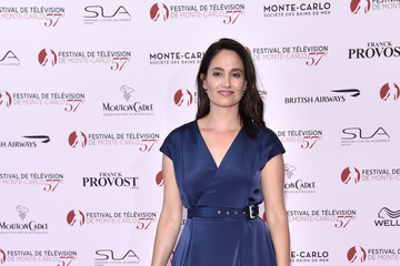 Marie Gillain 57th Monte Carlo TV Festival : Opening Ceremony