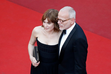 Marie-Josee Croze 'Based on a True Story' Red Carpet Arrivals - The 70th Annual Cannes Film Festival