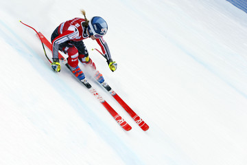 Marie-Michele Gagnon Audi FIS Alpine Ski World Cup - Women's Downhill Training