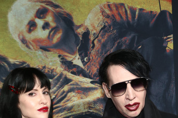 Marilyn Manson 'The Walking Dead' Premiere And Party