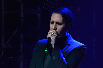 Marilyn Manson 6th Annual Revolver Golden Gods Award Show - Show