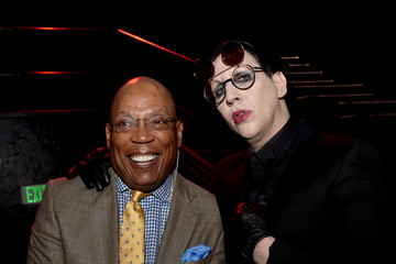 "Marilyn Manson Premiere Screening Of FX's ""Sons Of Anarchy"" - After Party"