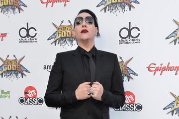 Marilyn Manson 6th Annual Revolver Golden Gods Award Show - Arrivals