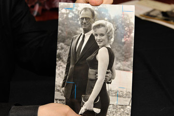 Marilyn Monroe Photography Auction Featuring Never Before Published Photos Of The Late Princess Diana - January 2013