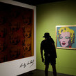 Marilyn Monroe 'Andy Warhol: Pop Art' Exhibition Opens In Bangkok