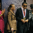 Marilyn Williams Muhammad Ali Honored With Liberty Medal In Philadelphia
