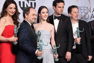 Marin Hinkle 25th Annual Screen Actors Guild Awards - Press Room