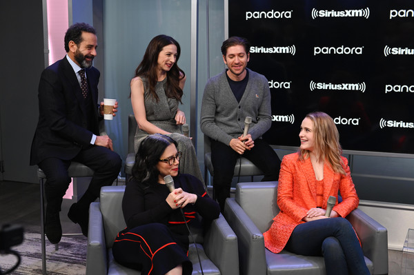 SiriusXM's Town Hall With The Cast Of 'The Marvelous Mrs. Maisel' Hosted By SiriusXM's Michelle Collins