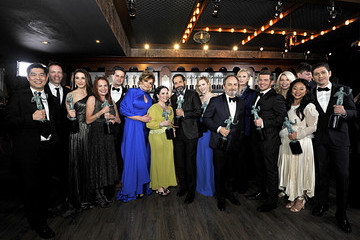Marin Hinkle 26th Annual Screen ActorsGuild Awards - Trophy Room