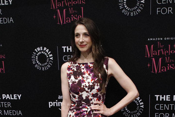 Marin Hinkle Making Maisel Marvelous At The Paley Center For 'The Marvelous Mrs. Maisel'