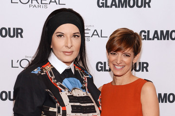 Marina Abramovic Stars at the Glamour Honors the Women of the Year