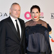 Marina Abramovic The Elton John AIDS Foundation's Annual Fall Gala With Cocktails by Clase Azul Tequila