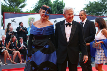 Marina Ripa Di Meana Opening Ceremony and 'Everest' Premiere - 72nd Venice Film Festival