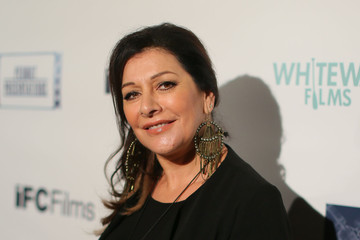 "Marina Sirtis Premiere Of ""Match"" - Red Carpet"