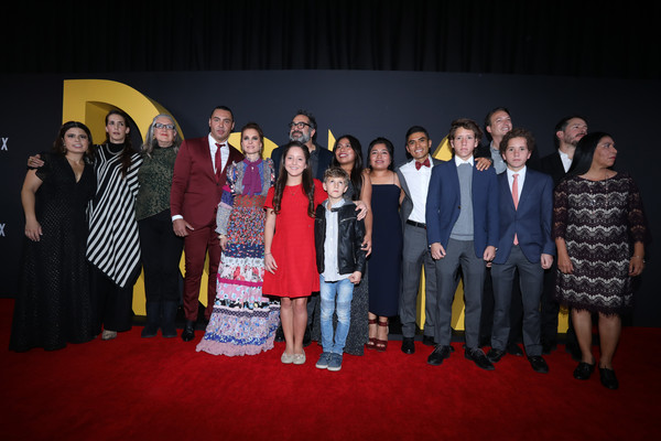 'Roma' Red Carpet And Screening In Mexico City